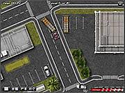 Gra kierowca osiemnastokołowca