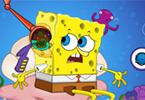 Spongebob ma chore ucho