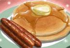 Naleśnikowe śniadanie
