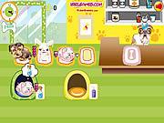 Gra Klinika dla Zwierząt