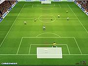 Piłkarski turniej gra online
