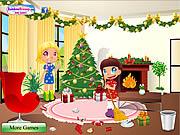 Sprzątanie na święta Bożego Narodzenia