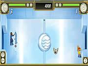 Avatar pojedynek w piłkę na lodzie