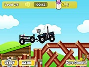 Tom i Jerry tractor 2