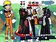 Naruto: ubieranka online