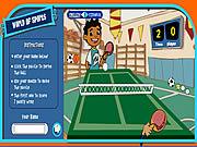Pojedynek w ping-ponga