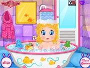 Barbie opieka nad dzieckiem