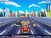 Gra Angel Power: wyścigi samochodowe