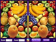 Różnice z owocami