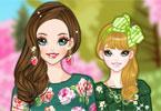 Wiosenna ubieranka