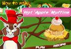 Jabłkowe mufiny