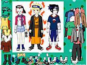 Stylizacja Naruto