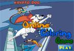 Pokoloruj psa- oneline