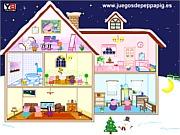Domek dla świniki Peppy