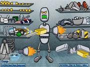 Zaprojektuj robota