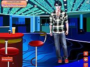 Joe Jonas w klubie