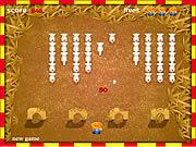 Gra kaczki w kosmosie - Chicken Invaders