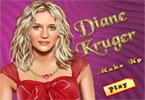 Diane Kruger makijaż