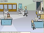 Gra Ucieczka z biura