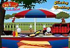 Budka z hot dogami
