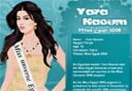 Miss Egiptu 2008