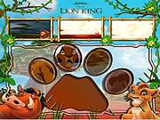 Ćwicz pamięc z Królem Lwem
