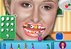 Paris Hilton u dentysty
