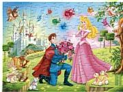 Puzzle ze Śpiącą królewną