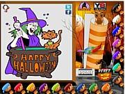 Kolorowanka z czarownicami online