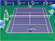 Gra China Open tenis