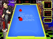 Drake i Josh Air Hockey