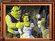 Układanka ze Shrekiem