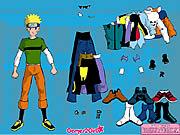 Naruto wybiera ubrania