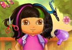 Dora u fryzjera 2