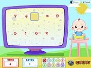 Gra matematyczna dla dzieci