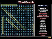 Znajdź ukryte wyrazy