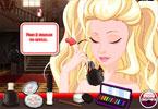 Halloweenowy makijaż królowej