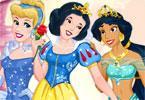 Trzy księżniczki