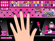 Dekorowanie rąk u kosmetyczki