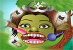 Fiona u dentysty