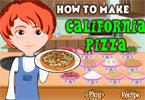 Pizza kalifornijska