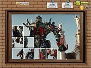 Łamigłówka z Transformers