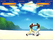 Walka w stylu Capoeira