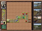 Układanie torów pociągowych
