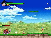 Dragon Ball: pojedynek z przeciwnikiem