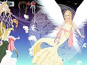 Gra Aniołki dla dzieci