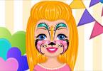 Malowanie twarzy Shelly