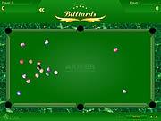 Klasyczny turniej bilardowy online