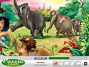 Jungle Book szukaj obiektów