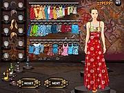 Księżcznika Amber ubieranka dla dziewczyn